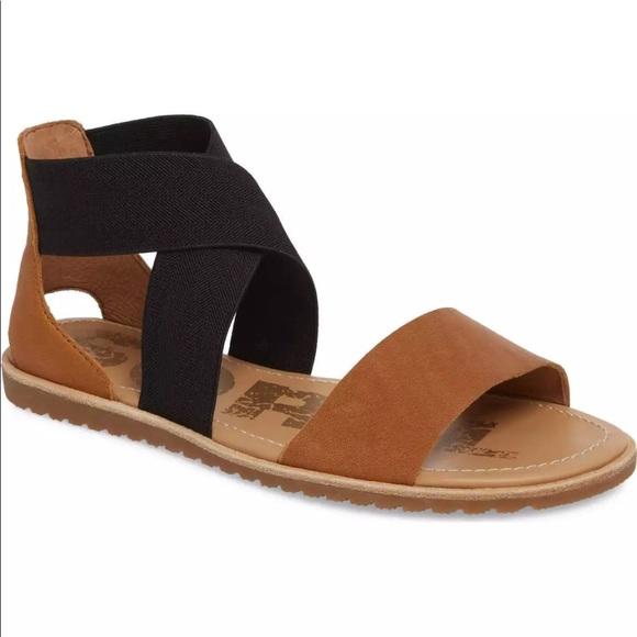9dec19eb69519 New Sorel Ella sandal 9